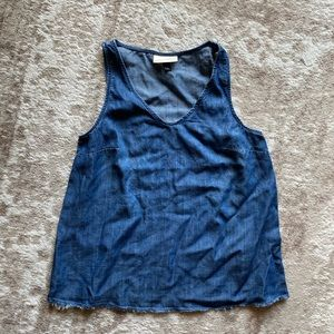 Universal Thread Jean Tank Top
